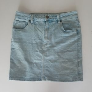 All about eve denim skirt Size 10